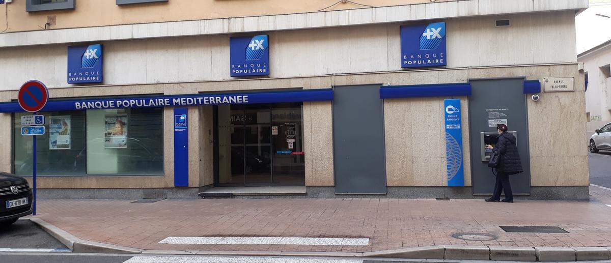 Banque Populaire Méditerranée - Centre