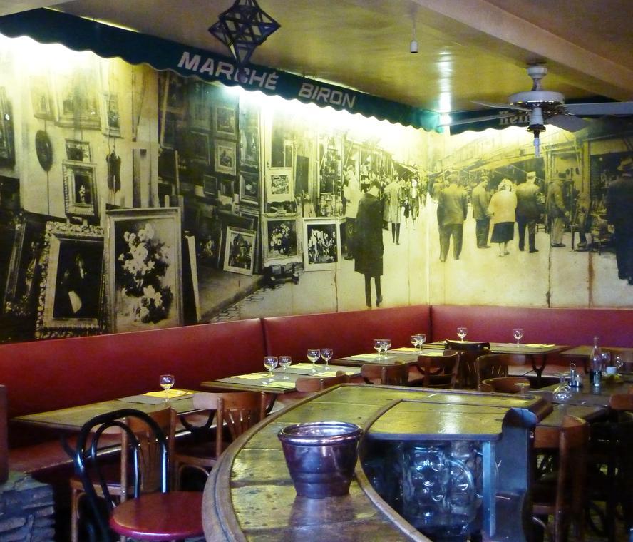 Brasserie Biron Saint Ouen 93
