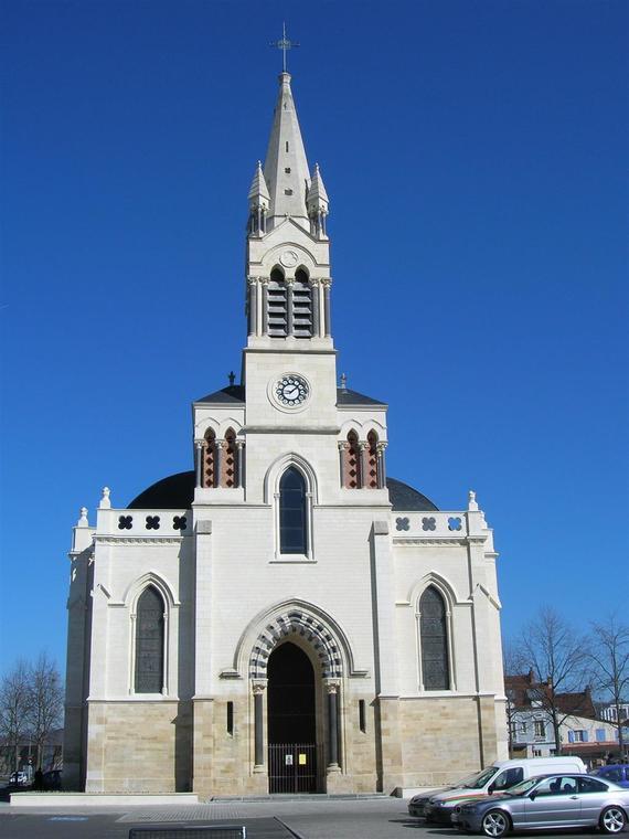 Eglise Saint-Paul Montluçon