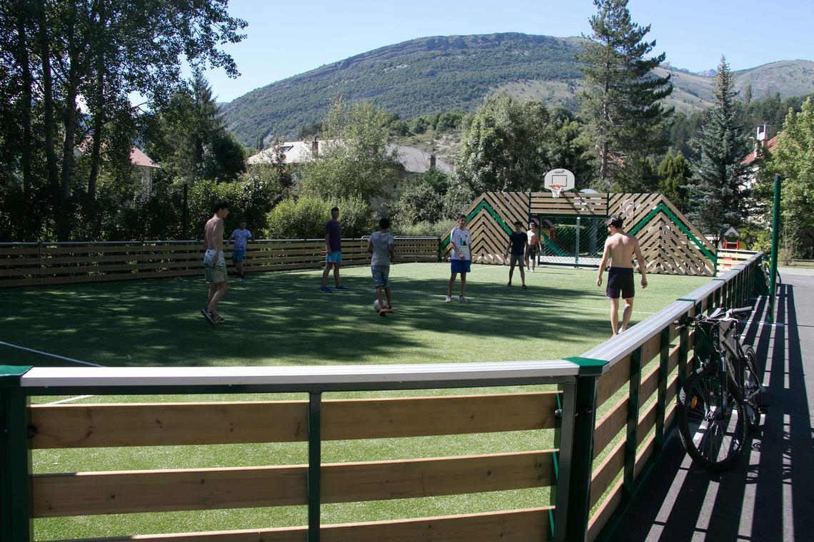 City stade de la Roche-des-Arnauds