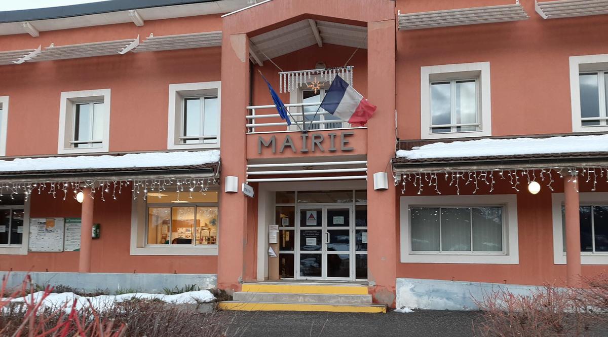 Mairie de St Bonnet-en-Champsaur