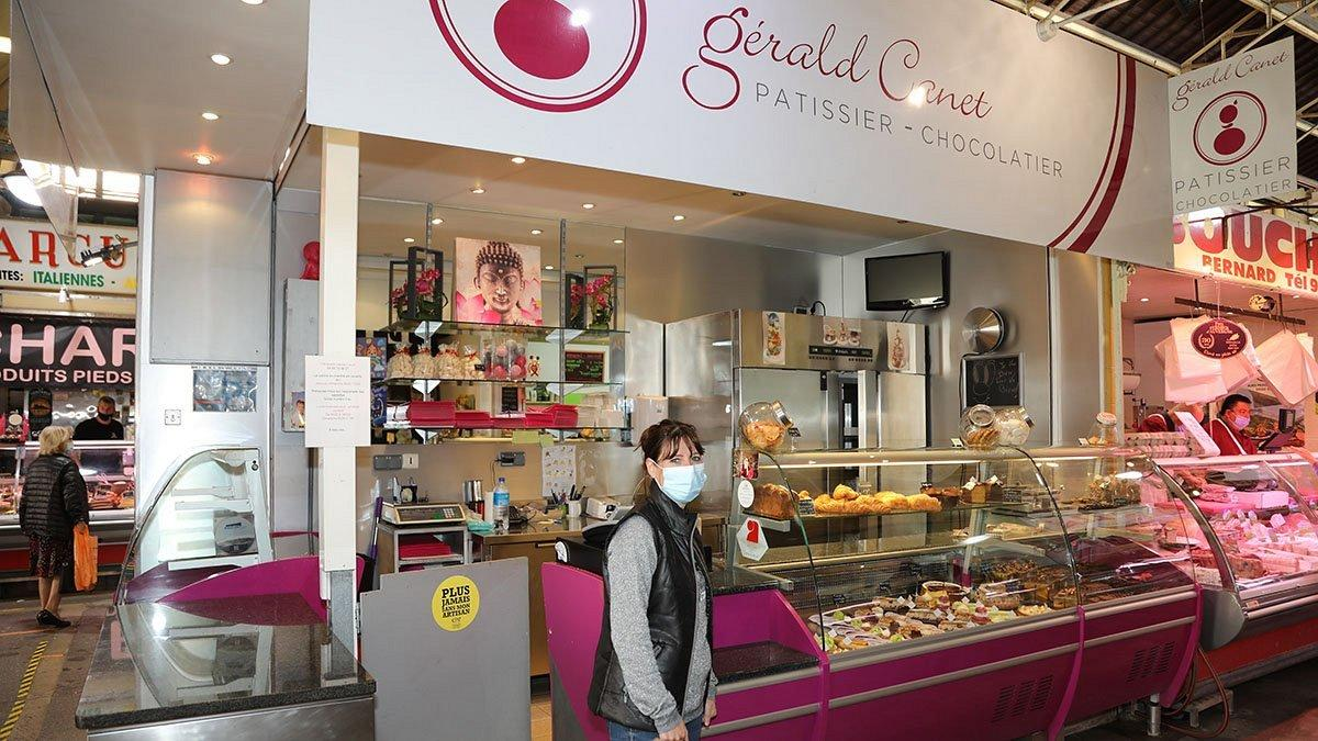 Pâtisserie Gérald Canet
