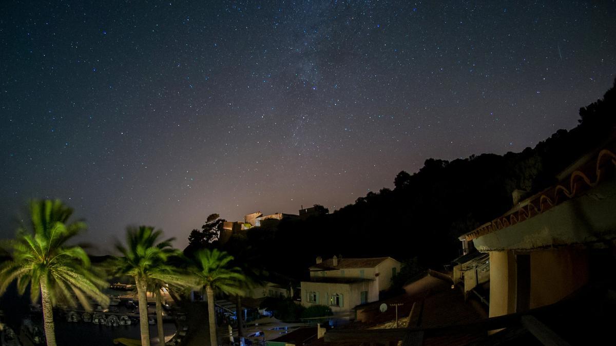Port-Cros de nuit
