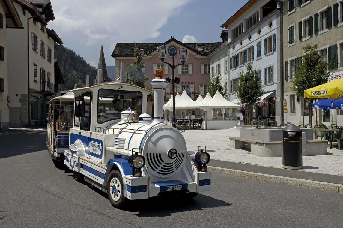 Train des combins Val de Bagnes