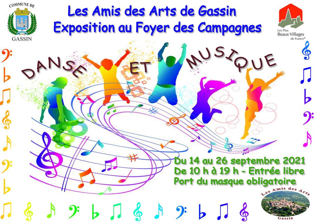 Amis des Arts expo 2021