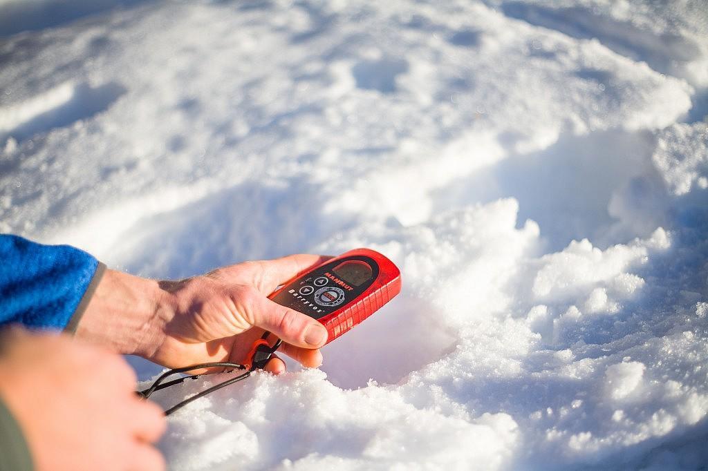 Initiation secours en avalanche