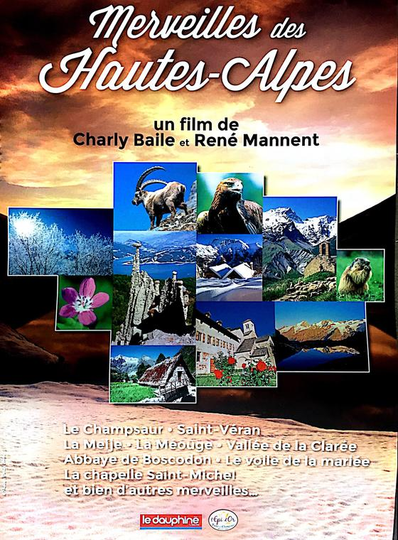 merveilles des Hautes-Alpes