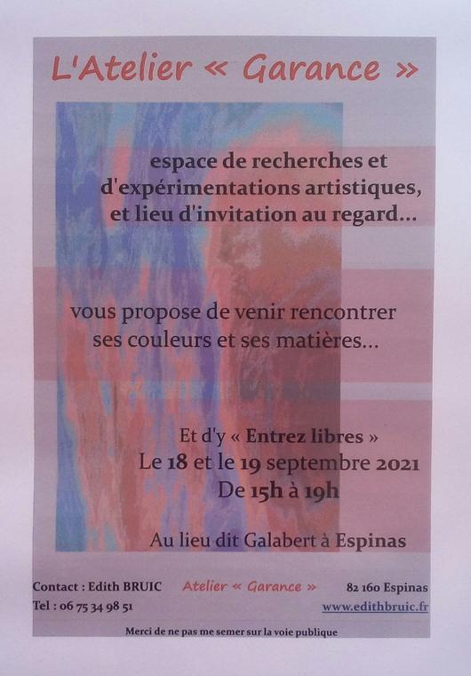 Atelier Garance