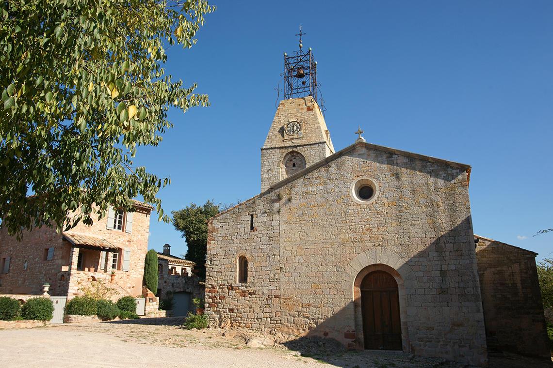 Eglise Saint Michel du Vieux Cannet
