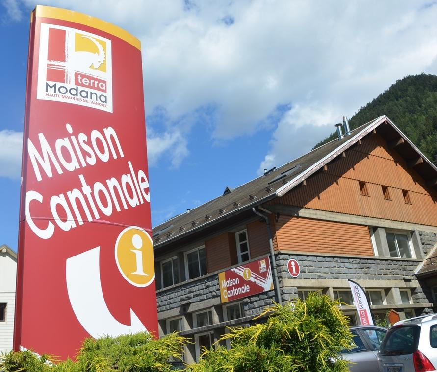 Maison cantonale
