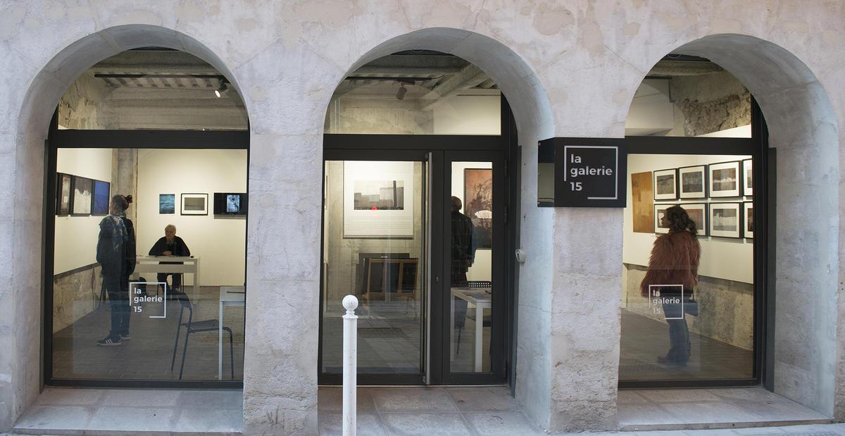 Visuel Galerie 15 Toulon