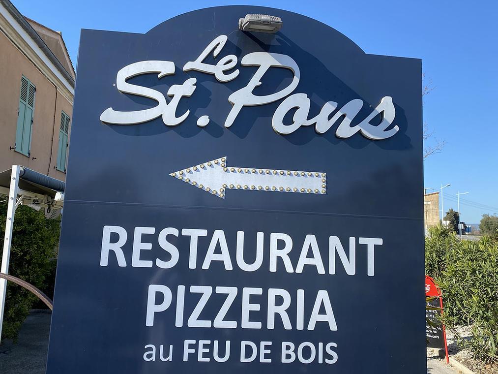 Restaurant Le St-Pons