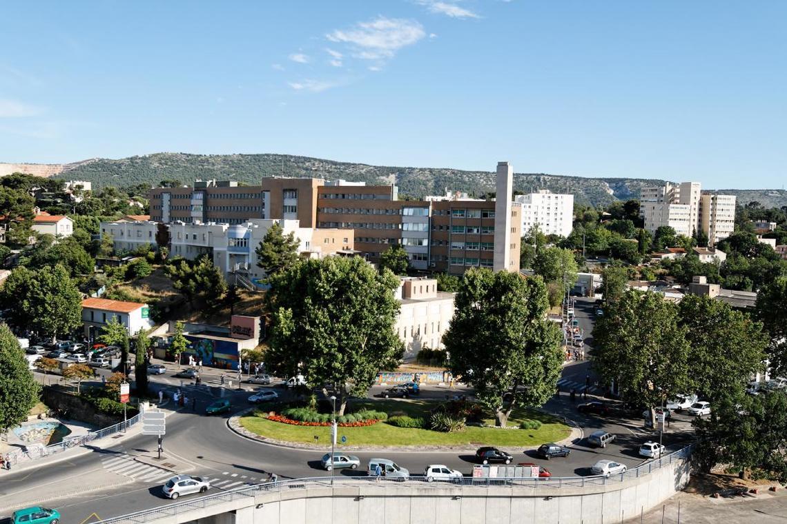 Hôpital d'Aubagne