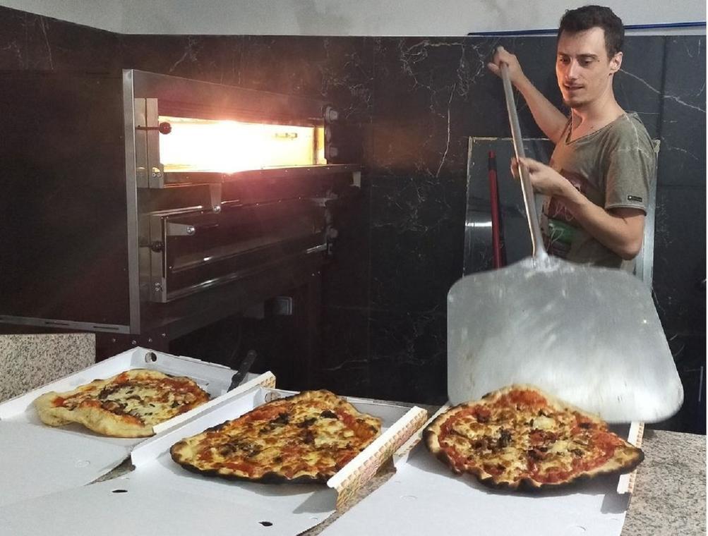 la Pitchoulyn, Petite Pizzeria de Saorge