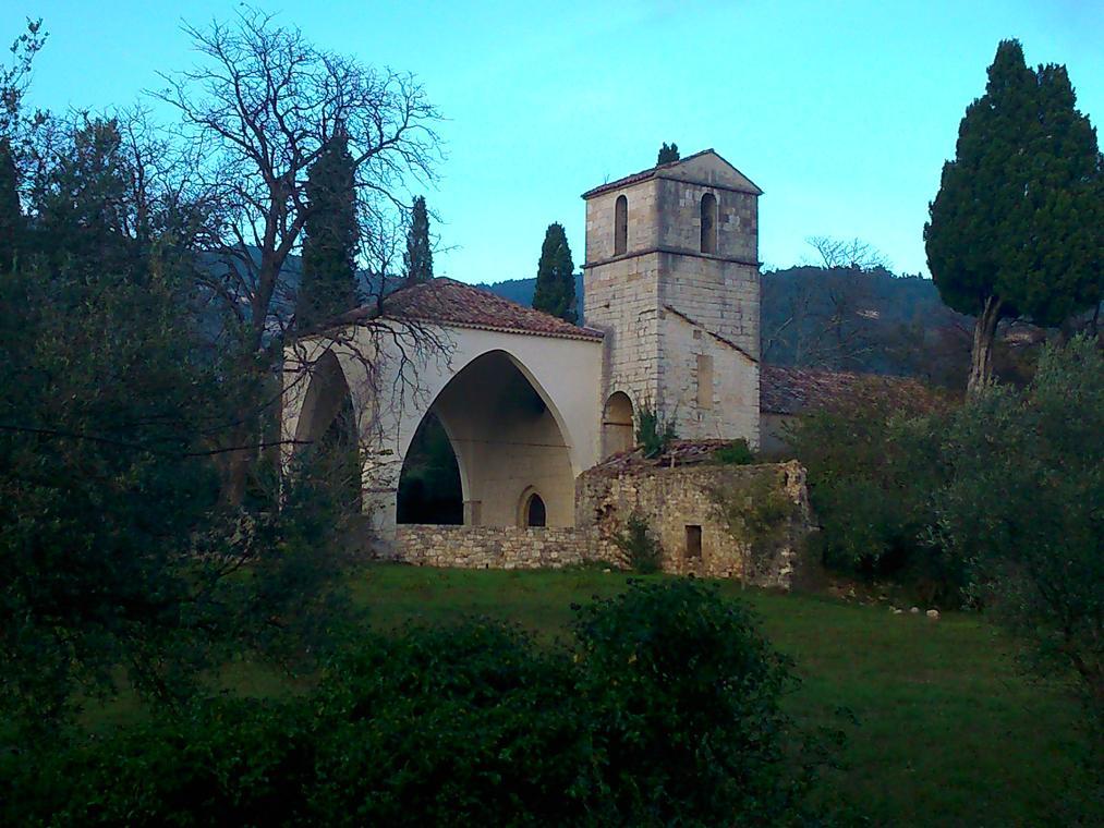 Chapelle Notre Dame de l'Ormeau