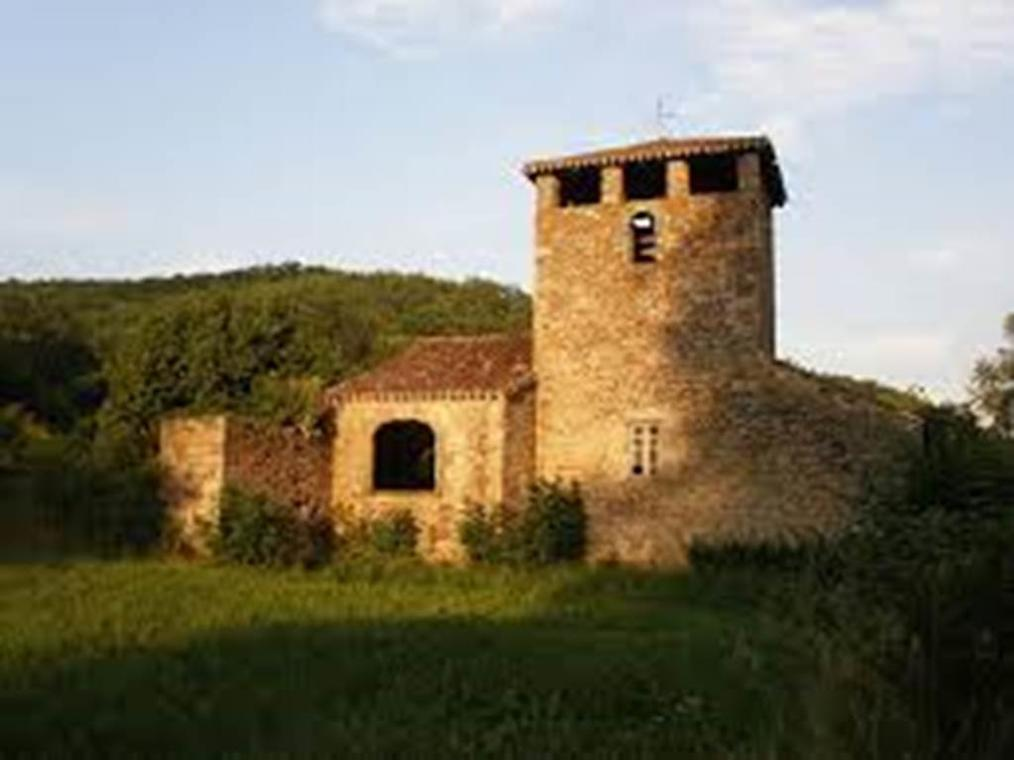 Eglise de Puech Mignon - Laguépie