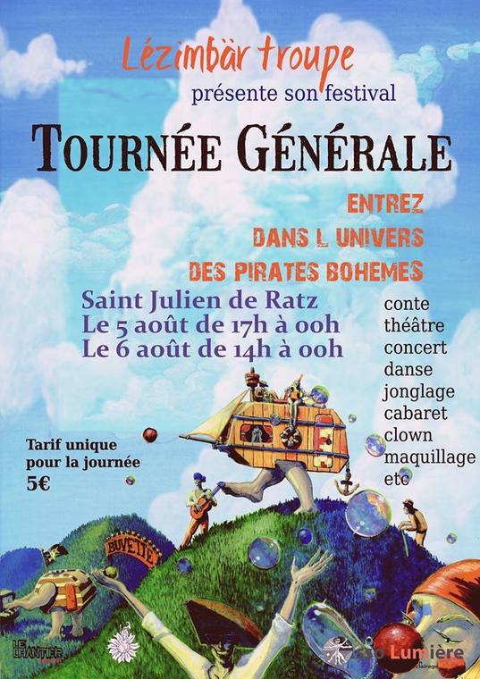 Festival Tournée Générale