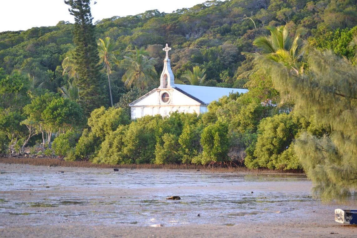 Eglise d'Ouara