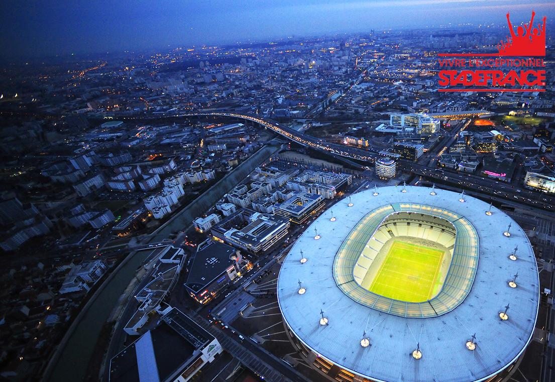 Les coulisses du Stade de France