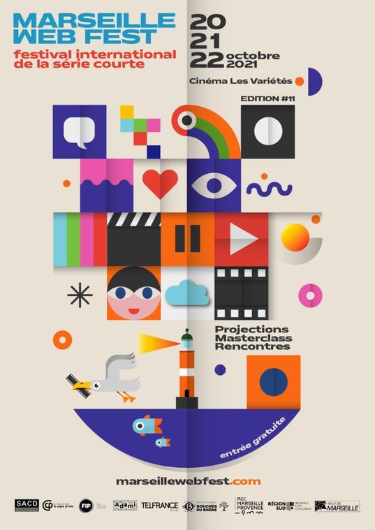MARSEILLE WEB FEST Festival International de la série courte