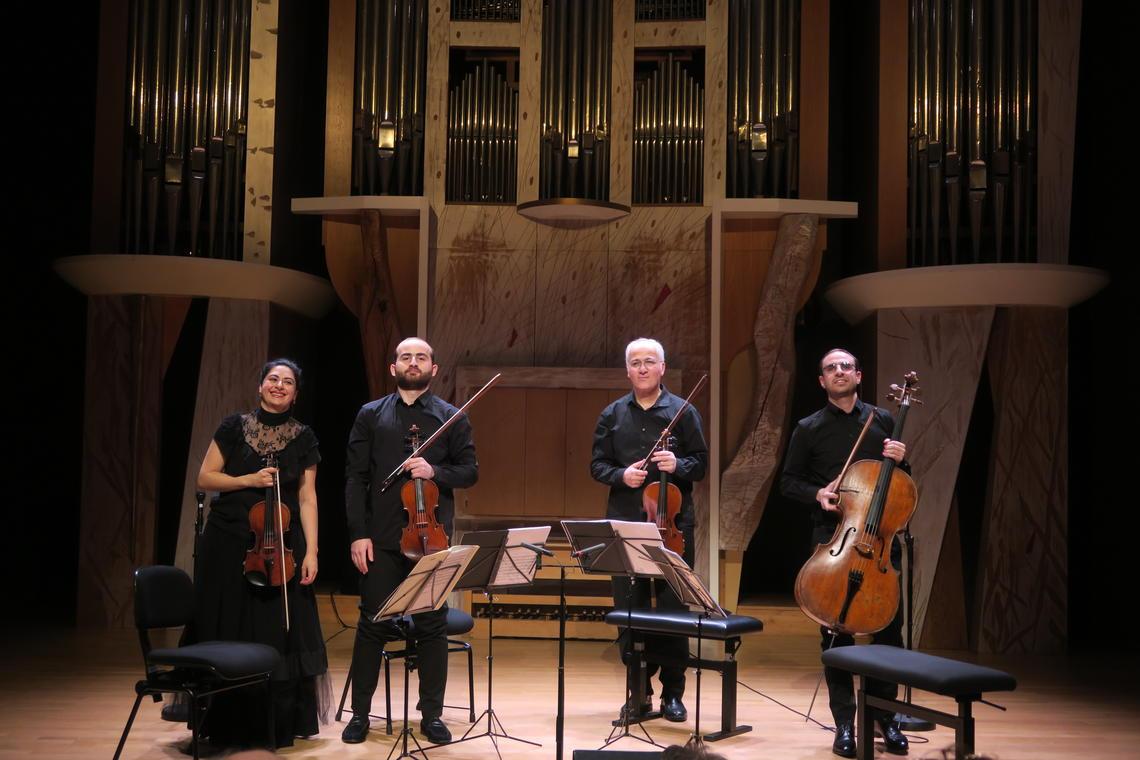 Quatuors Arménien