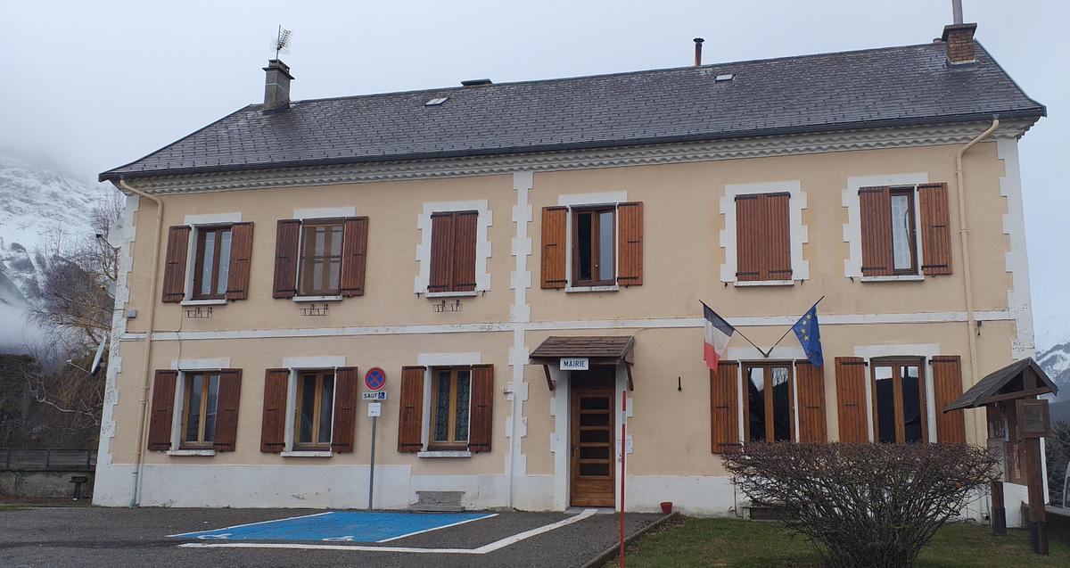 Mairie d'Aubessagne