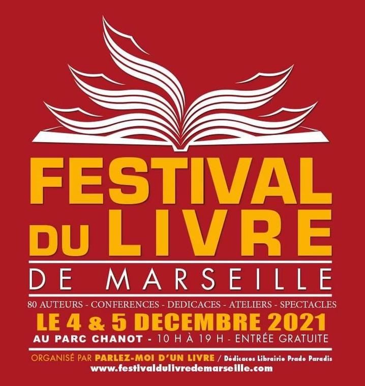 Festival du Livre Marseille