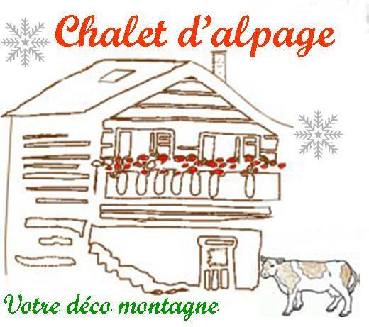 Chalet d'Alpage boutique déco montagne colmars Haut Verdon