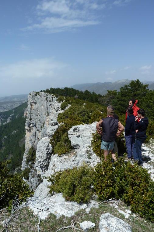 Rando passion : Le sommet de Plein Voir