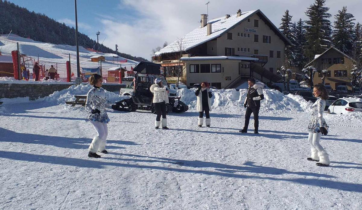 Snowparty St Léger