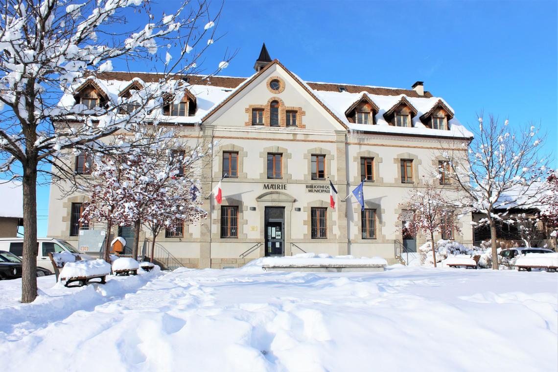 Mairie d'Ancelle
