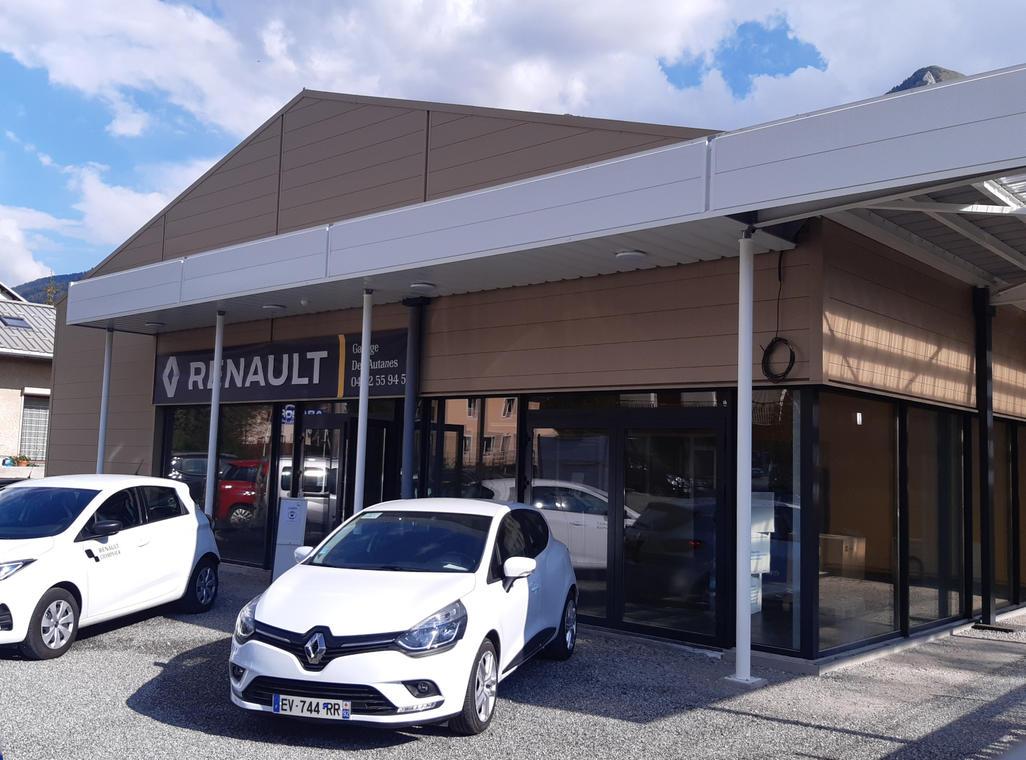 Garage Renault Champsaur