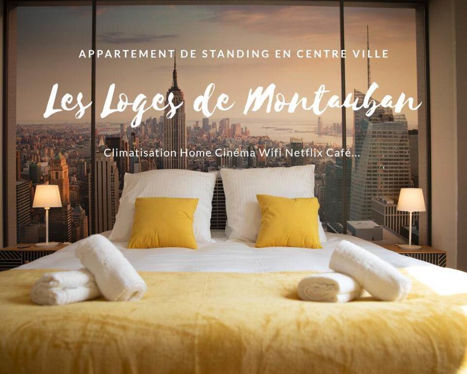Les Loges de Montauban Big Apple Meublé de tourisme