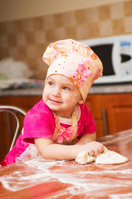 Atelier de cuisine pour enfants