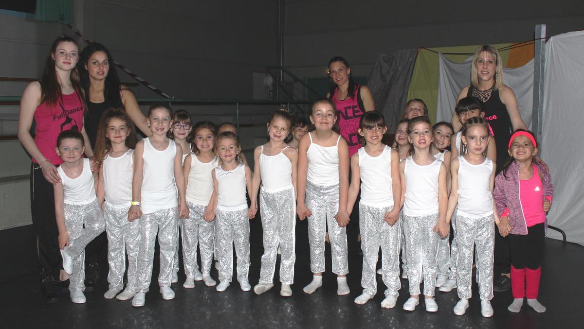Cours de danse moderne à Sisteron