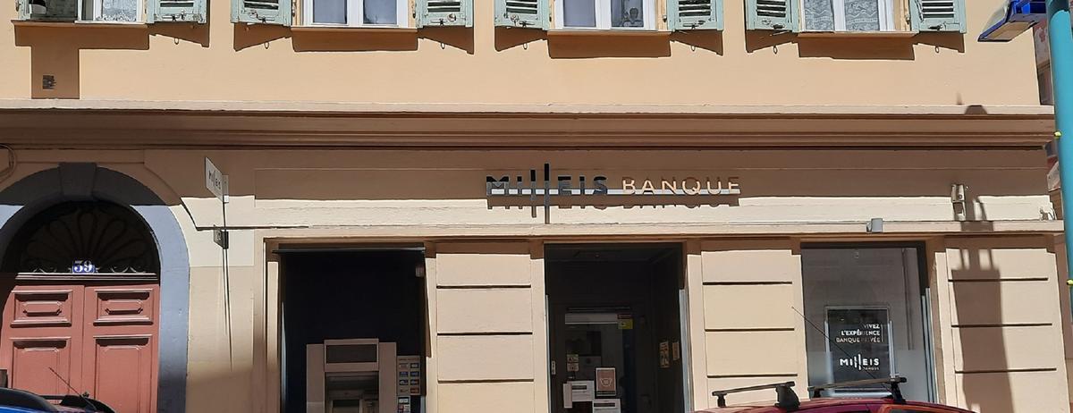 Banque Milleis banque