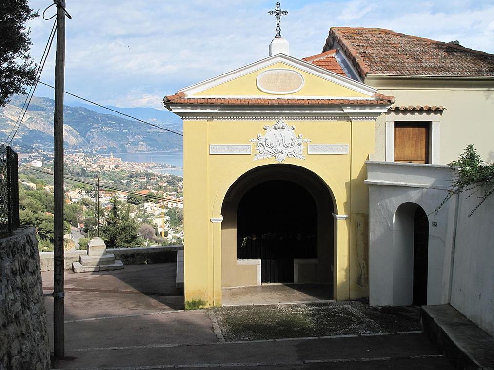 Chapelle La Pausa