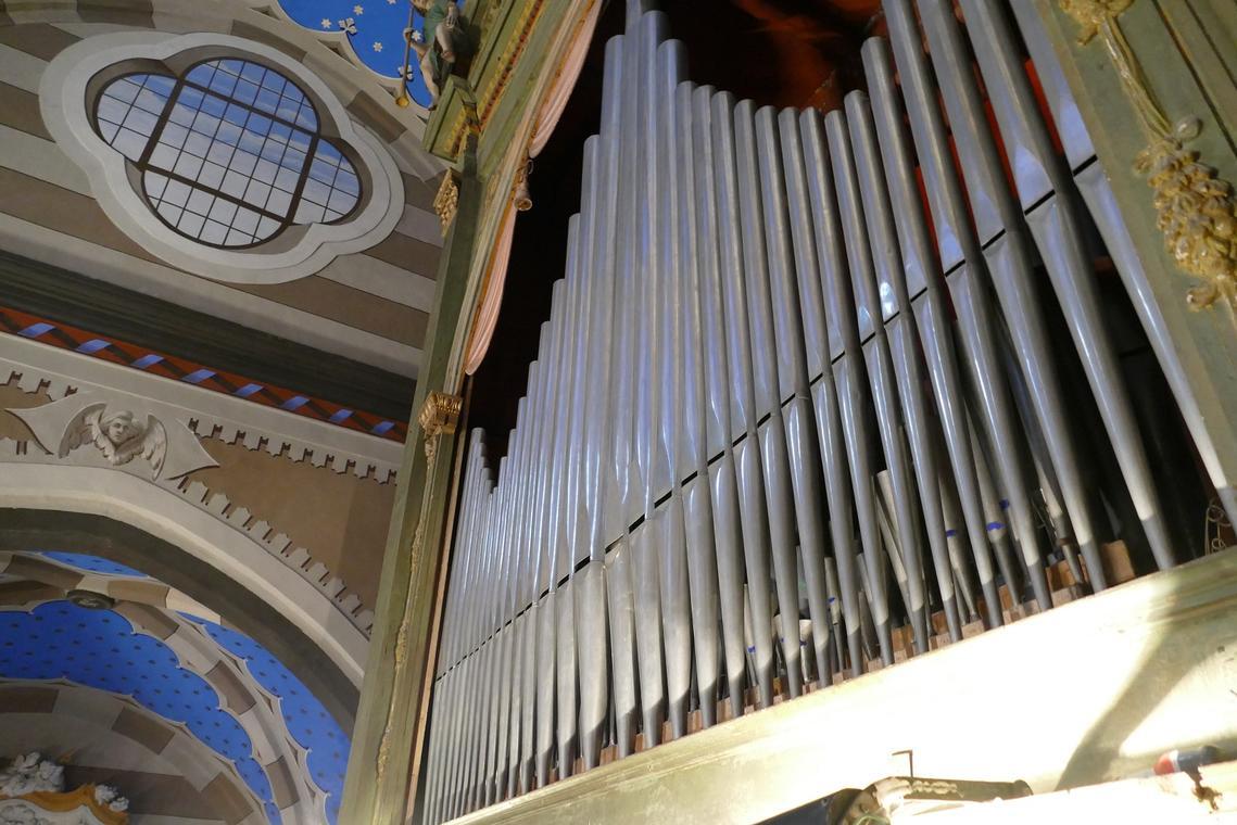 orgue tende