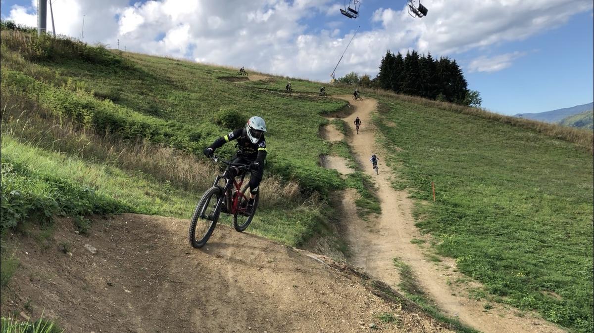 Bike Park des Habères
