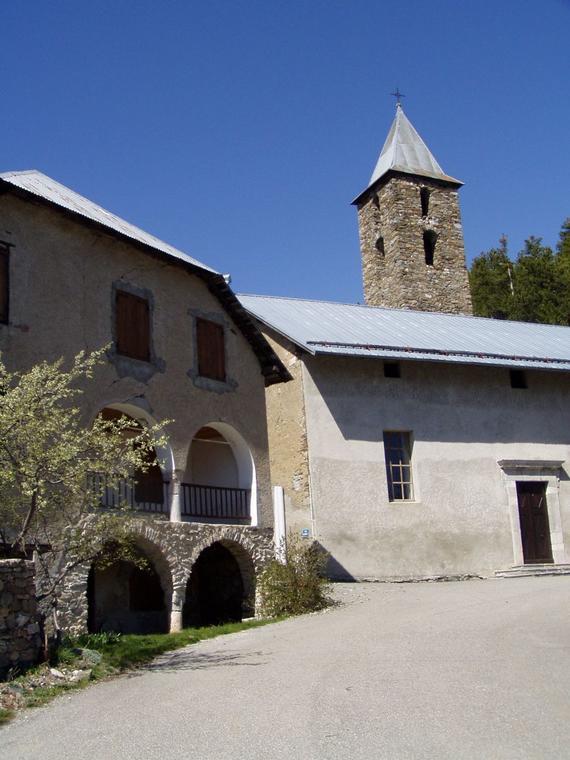 Ferme, Les Sagnes, Réotier