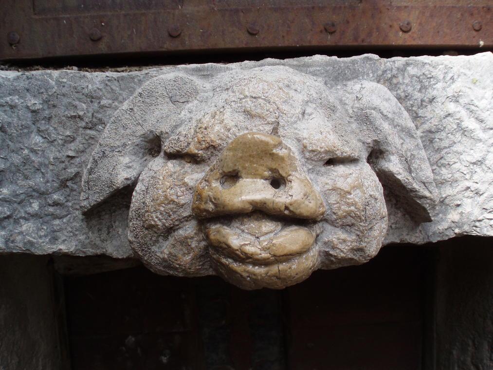 Sculpture Cochon