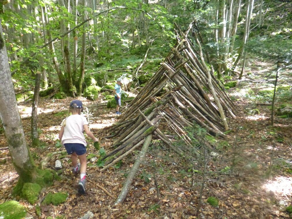 construction cabane