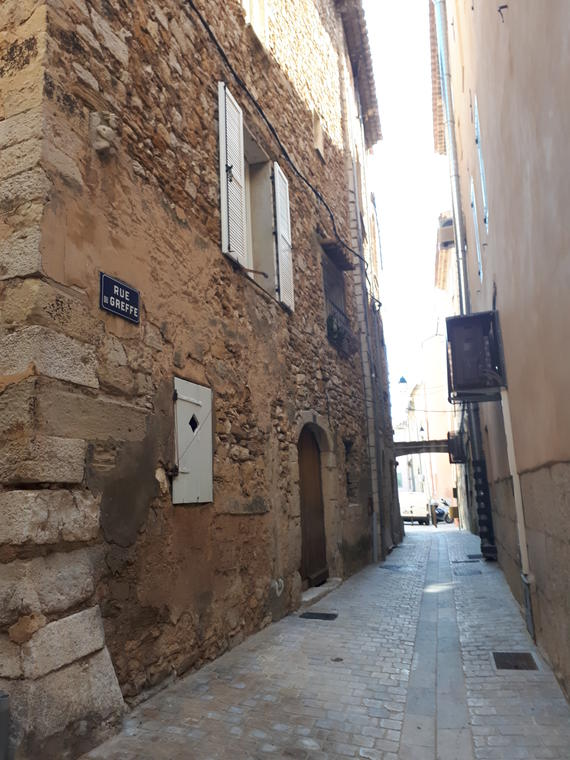 Rue du Greffe
