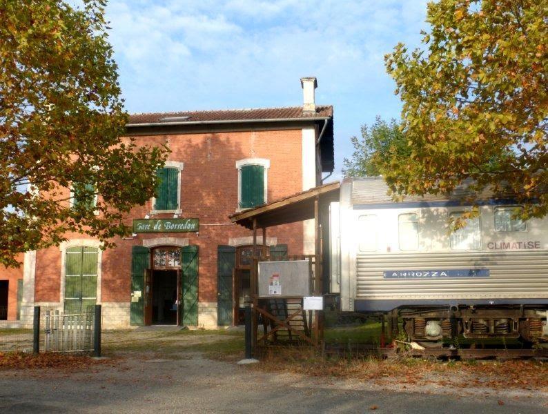 Gare de Borredon