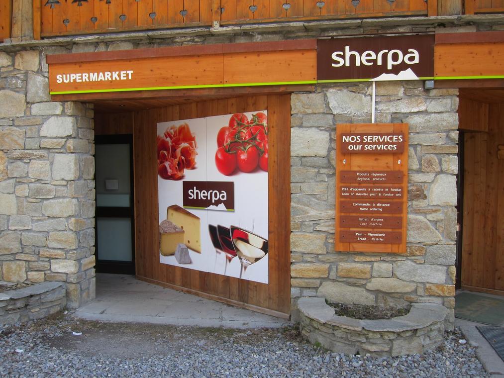 bonneval-sur-arc-sherpa-superette