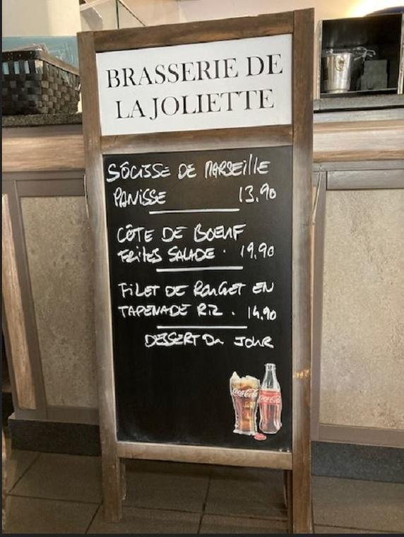 Brassetie de la Joliette Marseille