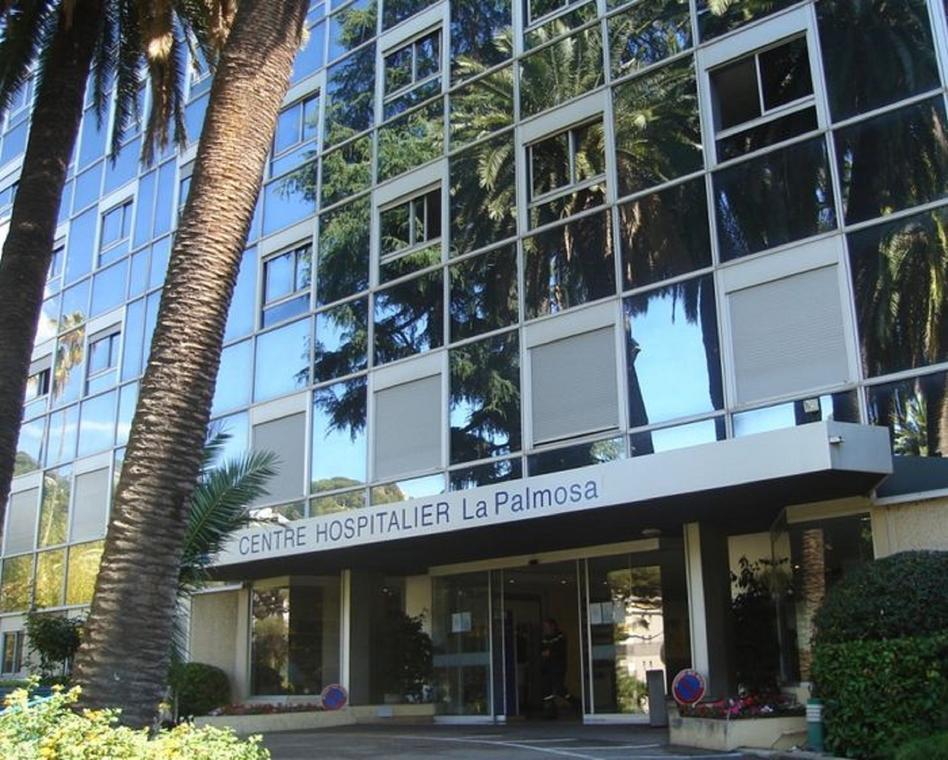 Centre hospitalier La Palmosa - Menton
