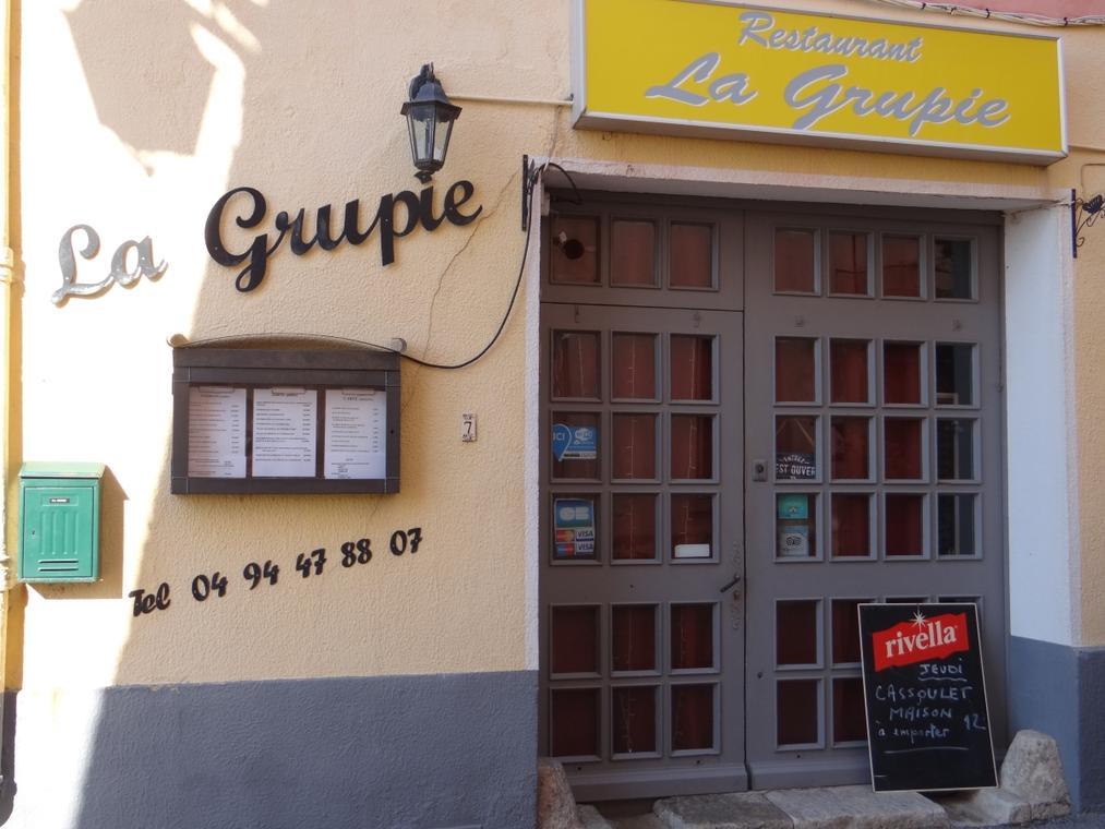 Restaurant La Grupie