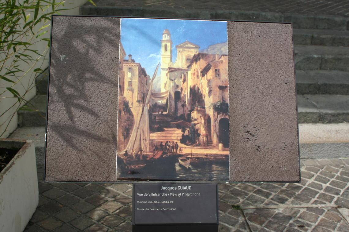 La côte d'Azur des Peintres: Jacques Guiaud