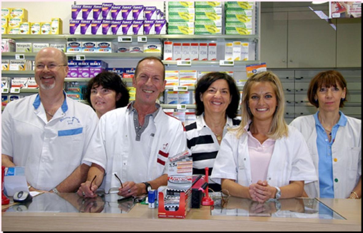 Pharmacie Hanbury